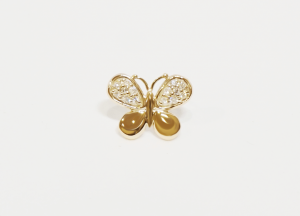 butterfly_pave_pierce MIWAKO JEWELRY