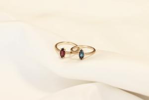 MIWAKO JEWELRY TOKYO Color Stone Rings